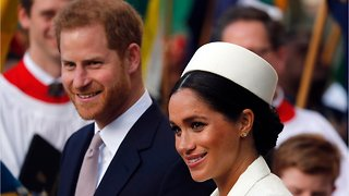 Prince Harry And Meghan Markle To Keep Baby Birth Private