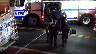 Police Cordon Off Area Following New York City Explosion - Video