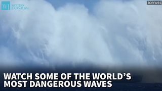The World's Most Dangerous Waves - Video