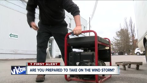 Is your generator ready for a potential power outage?