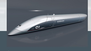 Cleveland to Chicago Hyperloop concept advances - Video