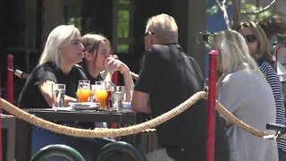 8th Street becomes a pedestrian block to help Boise businesses