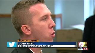 Deputy pleads guilty to 'sexting' women gets probation and community service - Video