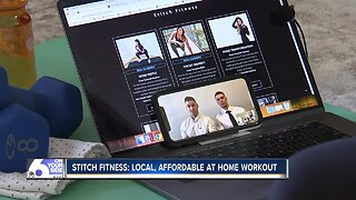 Stitch fitness: local online workout program