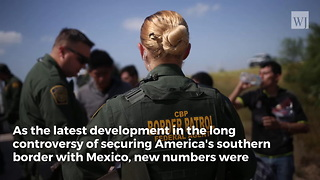 Since Trump Presidency, Something Big is Happening at the Border for the First Time Since 1971 - Video