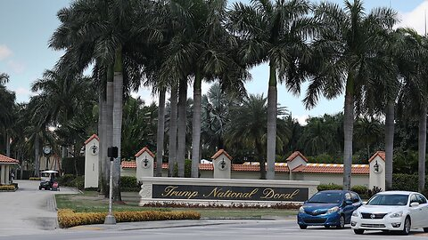 Lawmakers Introduce Bills Opposing G-7 Summit At Trump's Doral Resort