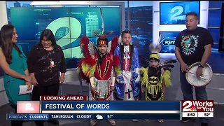 Festival of Words to showcase Native American culture