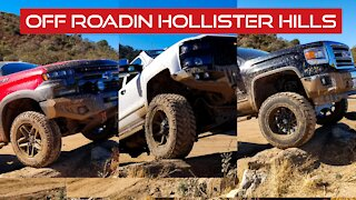 TRAIL BOSS SILVERADO | Off-Road With Lifted Trucks
