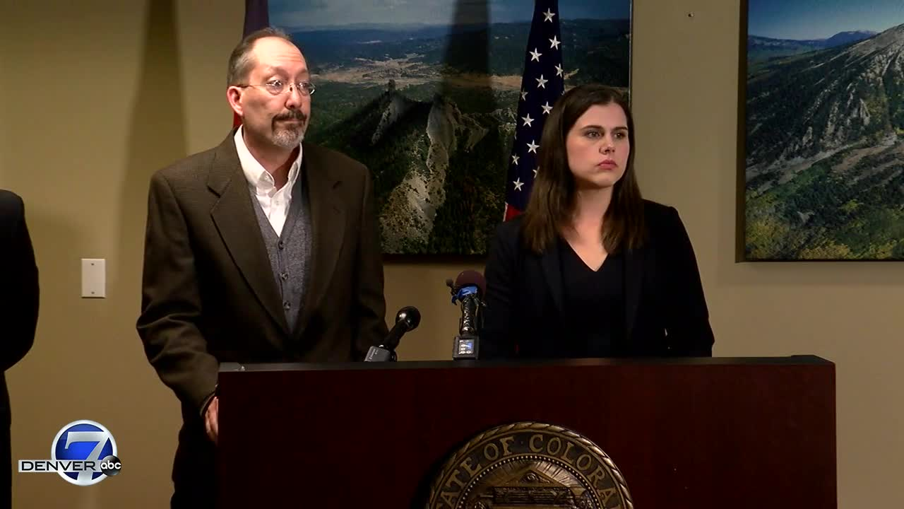 News conference: Secretary of State Jena Griswold and election officials answer questions after more than 800 ballots were not delivered to Denver and Aurora voters until Election Day.