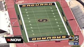 Football players sick at Saguaro High School - Video