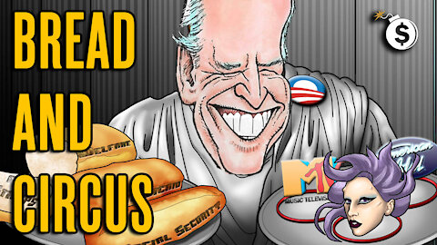 Police Tyranny, Vacc-insanity, Maskerade, Super Bowl Bread and Circuses and the Great Reset