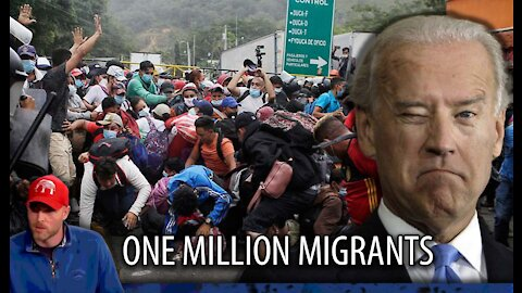 Over ONE MILLION Migrants to Hit the Border, Facilities are Over Capacity. Media Silent
