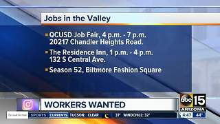 Looking for a job? Companies hiring now in Phoenix - Video