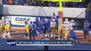 Mattison and Cozart ready for MW Championship - Video