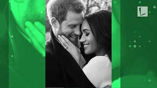 Prince Harry & Meghan Markle Release Engagement Photos, Done by Hollywood Celeb Photographer - Video