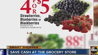 Time to go shopping for groceries, here's how to save! - Video