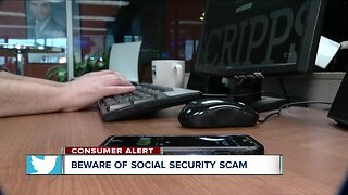 New York State police warn of social security scam