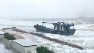 Debris and Destruction Evident After Deadly Damrey Batters Vietnam - Video