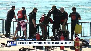 Two men killed in swift waters of the Niagara River - Video