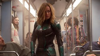 'Captain Marvel' Reaches The Top 25 In Movie History