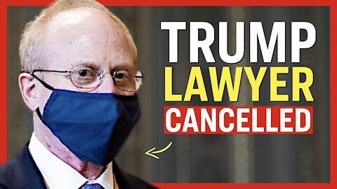 President Trump's Lawyer Got Cancelled by Law School, Civil Rights Law Group | Facts Matter