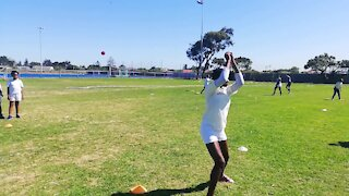 South Africa - Cape Town - Girls cricket festival (Video) (7Gb)