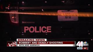 Suspect SUV escapes after shooting, robbery in Westport