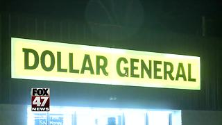 Police looking for man who robbed Dollar General store at gunpoint - Video