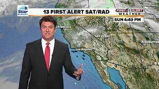 13 First Alert Weather for Feb. 4 - Video