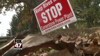 Power plant process frustrating neighbors