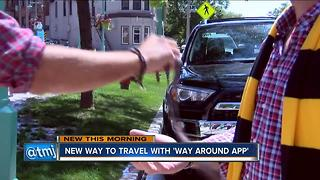 WayAround App Story - Video