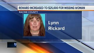 Reward increased for missing Racine County woman - Video