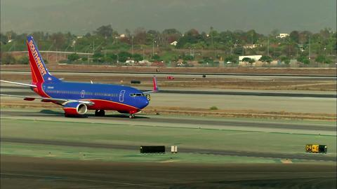Southwest Flight Collides With a Pickup Truck While Taxiing at Baltimore Airport