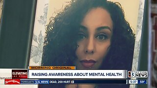Raising awareness about mental health