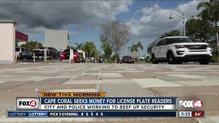 Cape Coral works to put in license plate readers for better security