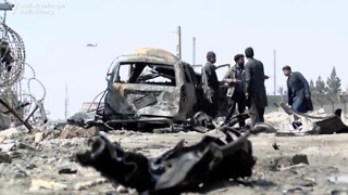 Taliban Claims Responsibility for Deadly Suicide Car Bomb Attack in Kabul