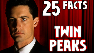 25 Facts About Twin Peaks - Video