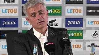 Mourinho: United are not in paradise - Video