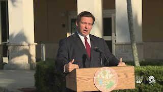 DeSantis says all 67 Palm Beach County Publix pharmacies will get COVID-19 vaccine