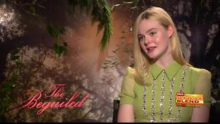 Hollywood Happenings: Elle Fanning talks about her new movie, The Beguiled - Video