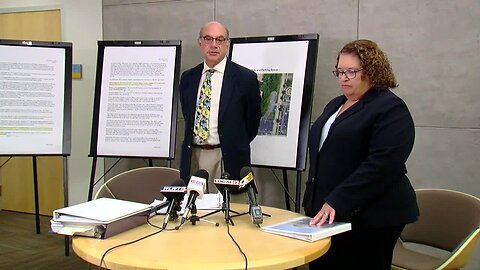 Attorneys for Kyle Plush's parents announce filing of lawsuit against City of Cincinnati