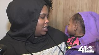 Mother speaks after 1-year-old daughter found safe - Video