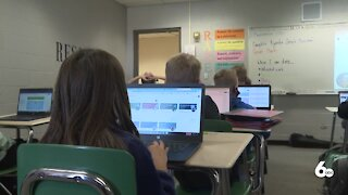Twin Falls middle, high schoolers to go online for one day a week