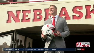 One year since Huskers introduced Scott Frost as head coach
