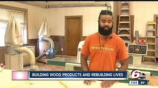 Purposeful Design: Building wood products and rebuilding lives - Video