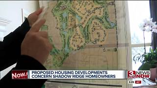 Shadow Ridge homeowners worried about proposed housing development - Video