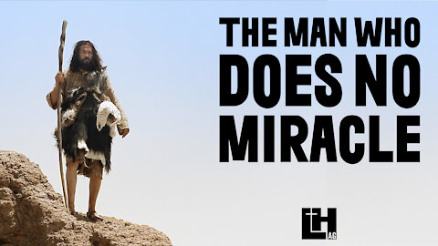 The Man Who Does No Miracle
