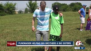 Fundraiser helps Big Brothers, Big Sisters - Video