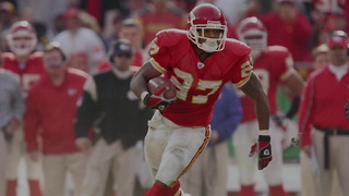 KC Chiefs Larry Johnson Believes He's Living With CTE - Video
