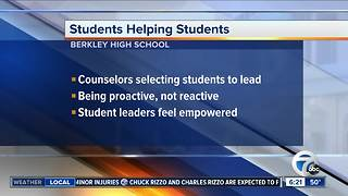 Metro Detroit school has new program to combat suicide, depression & anxiety - Video